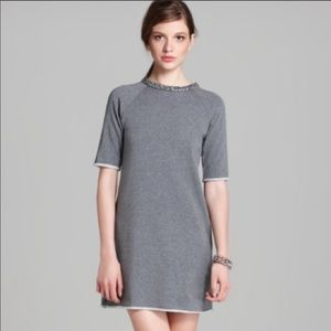 Bailey 44 Jeweled Collar Dress